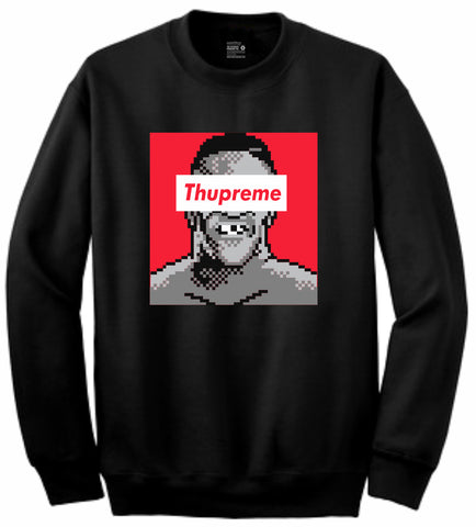 Retro Kings Clothing Thupreme Infrared 6s Crewneck