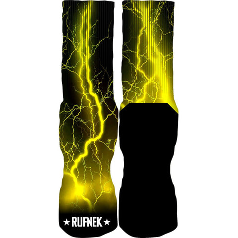 Thunder 14's Socks