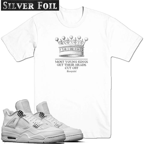 Dapper Sam Young Kings Pure Money 4s Tee