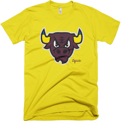 Exquisite Bully Bordeaux 7's Tee