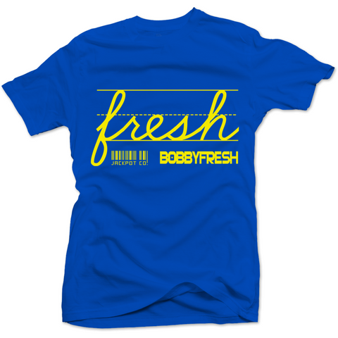 Bobby Fresh X Jackpot Co. Laney 14 Tee