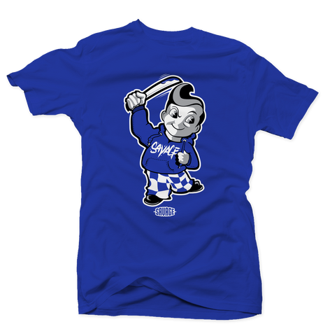 Savage Bad Boy Royal 13s Tee
