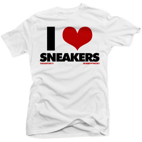 Bobby Fresh I Love Sneakers OG 1's Tee