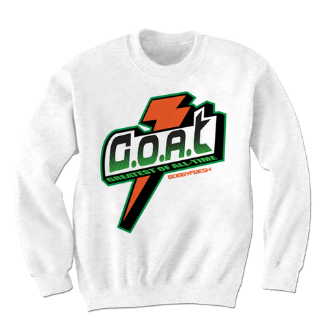 Bobby Fresh Bolt Gatorade 6s Crewneck