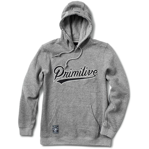 Primitive Apparel Built Stronger Pullover Hoodie