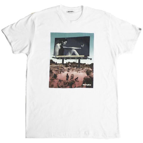 Akomplice Cost White Tee