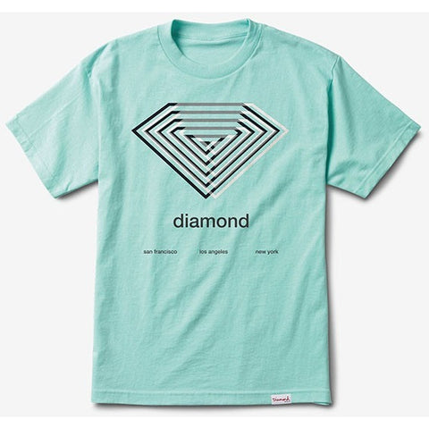 Diamond Supply Co Overlay Tee