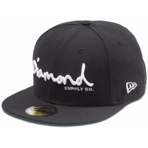 Diamond Supply Co OG Script Fitted Hat