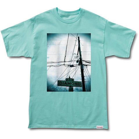 Diamond Supply Co Street Tee