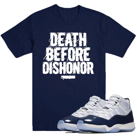 Dapper Sam Dishonor Win Like 82 11s Tee