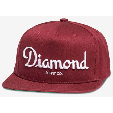 Diamond Supply Co Champagne Snapback