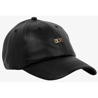 Dope Leather Micro Dad Hat