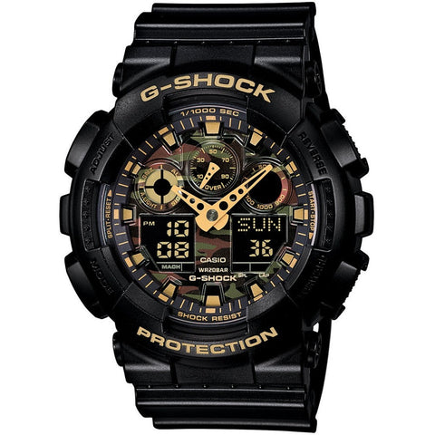 G-shock GA-100CF-1A Watch
