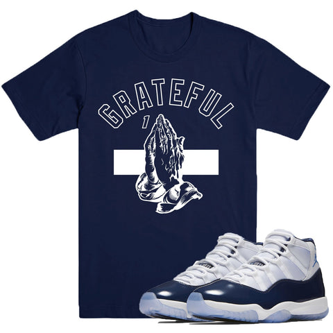 Dapper Sam Grateful Win Like 82 11s Tee