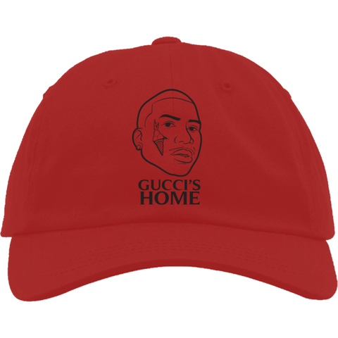 Bobby Fresh Gucci's Home Flu Game 12s Dad Hat