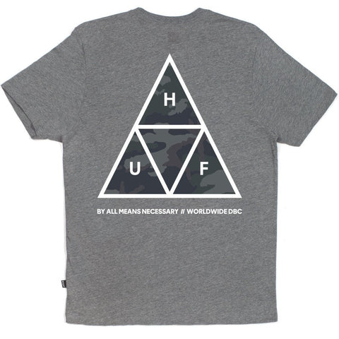 Huf Muted Triple Triangle Tee