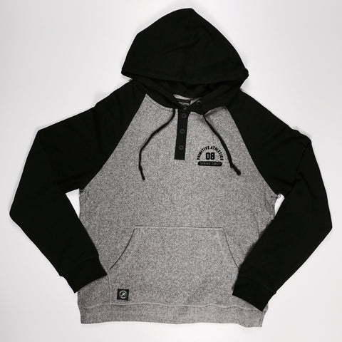 Primitive Apparel Founded Raglan Pullover Hoodie