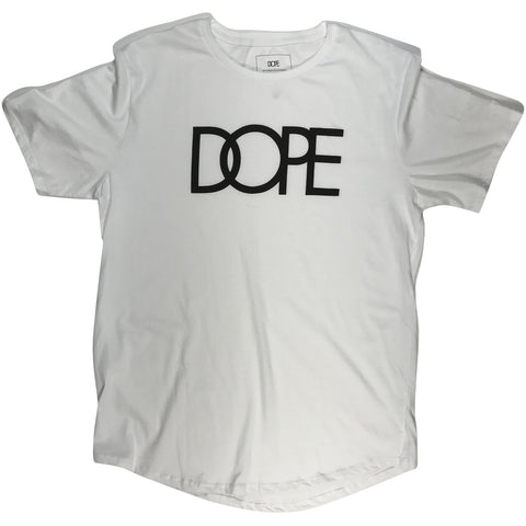 Dope Logo Scoop Tee
