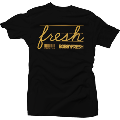 Bobby Fresh Jackpot Royalty 4s Tee