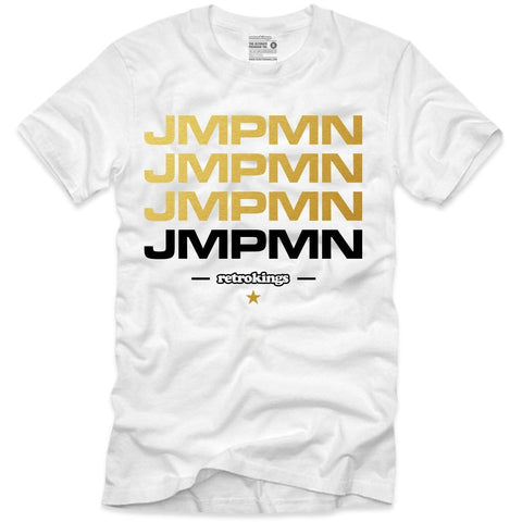 Retro Kings Clothing JMPMN Pinnacle 6's Tee