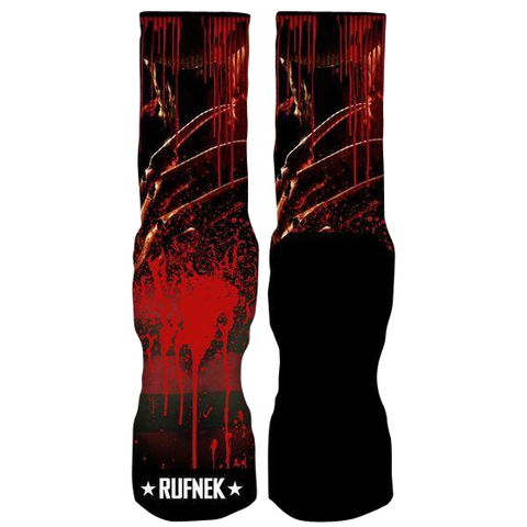 Rufnek Hardware Custom Freddy Socks