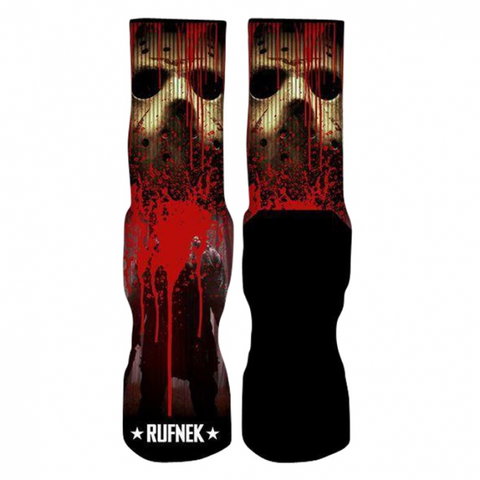 Rufnek Hardware Custom Jason Socks