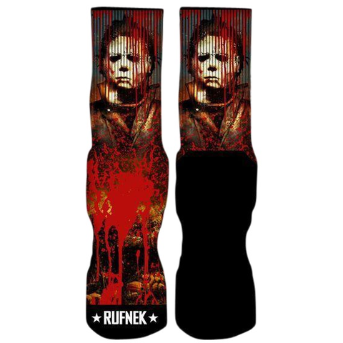 Rufnek Hardware Custom Michael Socks