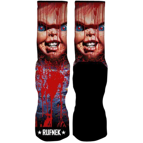 Rufnek Hardware Custom Chuckie Socks