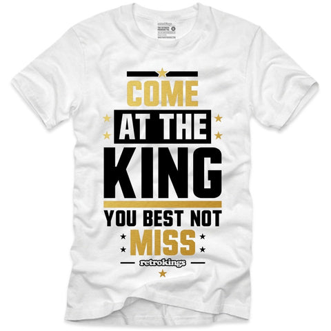 Retro Kings Clothing King Pinnacle 6's Tee