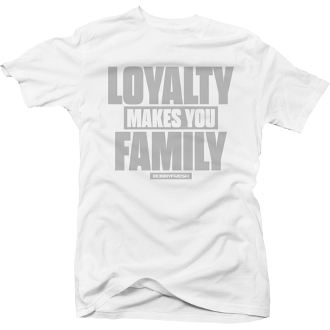 Bobby Fresh Loyalty Pure Money 4s Shirt