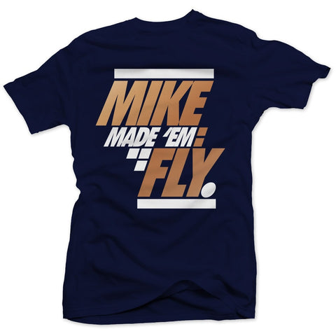 Savage Mike Made 'Em Fly Tee