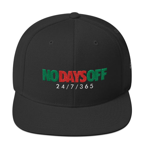 Savage No Days Off Sports Illustrated 1s Snapback Hat