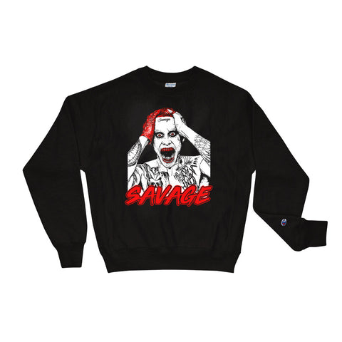 Savage X Champion Joker Bred Sweatshirt