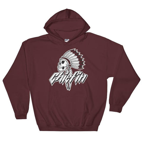 Savage Chiefin Hooded Sweatshirt