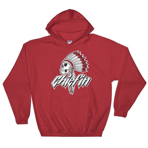Exquisite Chiefin Hooded Sweatshirt