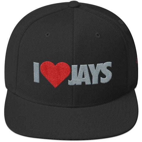 Savage I Heart Jays Snapback