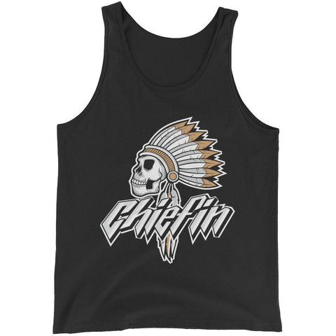 Savage Chiefin' Tank Top