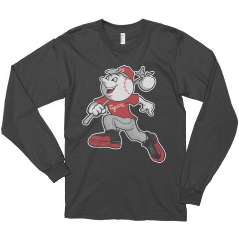 Exquisite Mr. Exquisite Flu Game 12's Long Sleeve Tee
