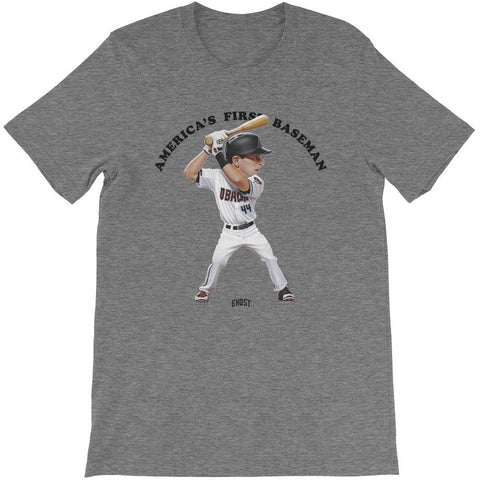 Exquisite America's First Baseman Tee