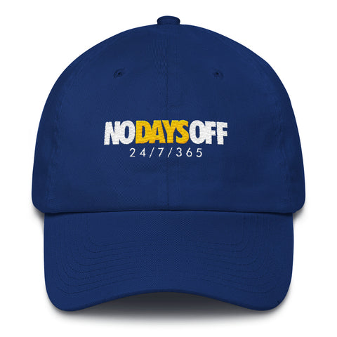 Savage No Days Off Laney 5s Dad Hat