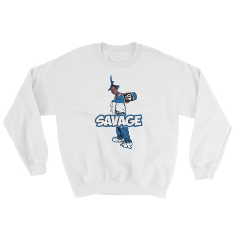 Savage Be A Menace Orlando 10s Sweater