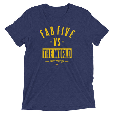 Retro Kings Fab Five Michigan 12s Premium Fit Tee