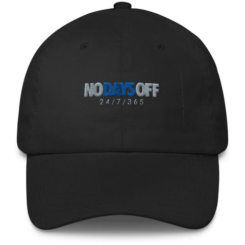 Savage No Days Off Alternate Motorsport 4s Dad Hat