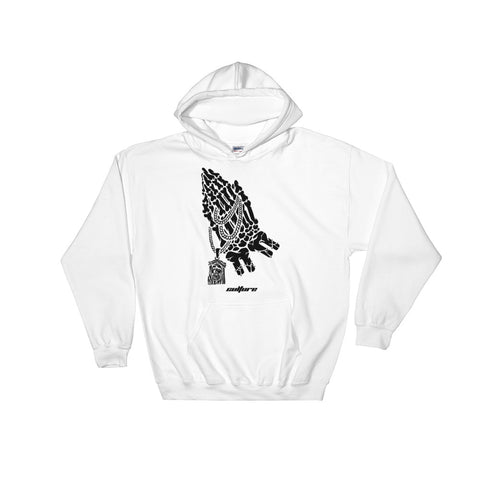 Culture Praying Hands Hooded Sweatshirt