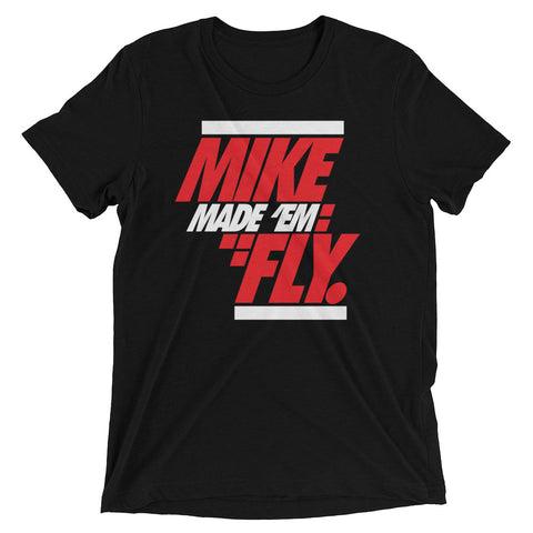 Savage Made 'em Fly Bred Premium Fit Tee