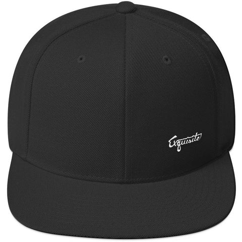 Exquisite Side Logo Snapback