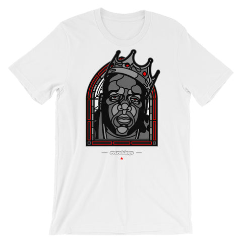 Retro Kings Biggie Bred 4s Tee