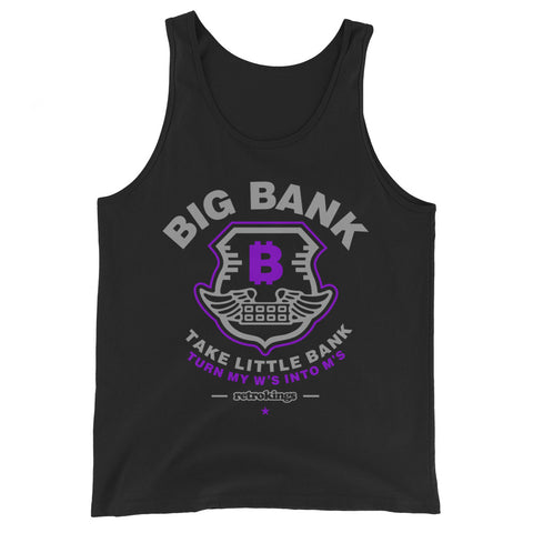 Retro Kings Big Bank Ray Allen 7s Tank Top