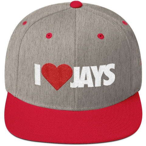 Savage I Love Jays Snapback