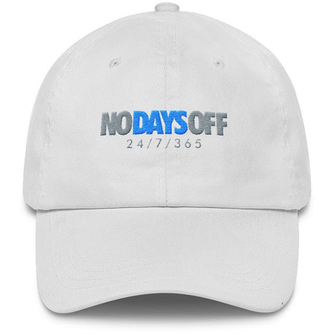 Savage No Days Off Dad Hat